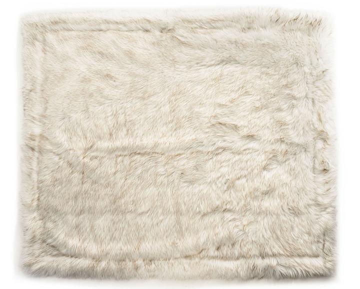 PupProtector™ Waterproof Throw Blanket White Memory
