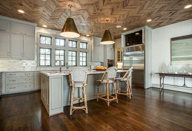 wood herringbone ceiling ideas kitchen wood herringbone ceiling rustic wood herringbone ceiling - Kitchen Ceiling Ideas