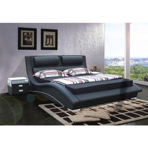 $1600 Napoli Modern Platform Bed-black (King) by Matisse, http://www ...