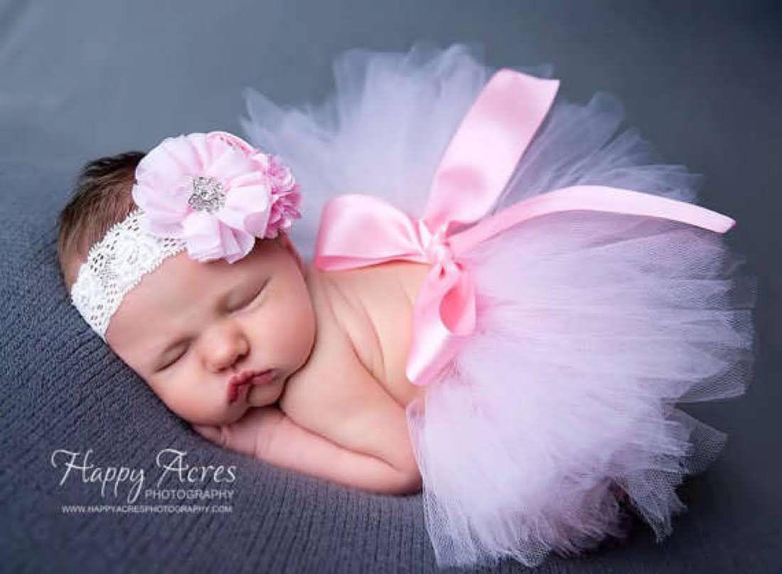 Baby girl set  baby  newborn  gift shower photo prop newborn  bloomers tutu  ivory lace tutu