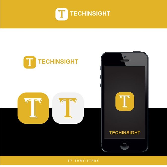 Create a great looking iPhone App Icon for Techinsight. by