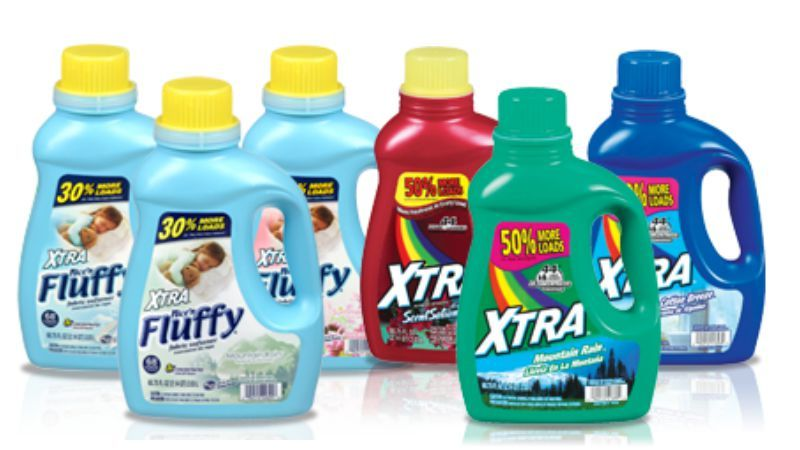Coupon Save 50 On Xtra Laundry Detergent Xtra Laundry