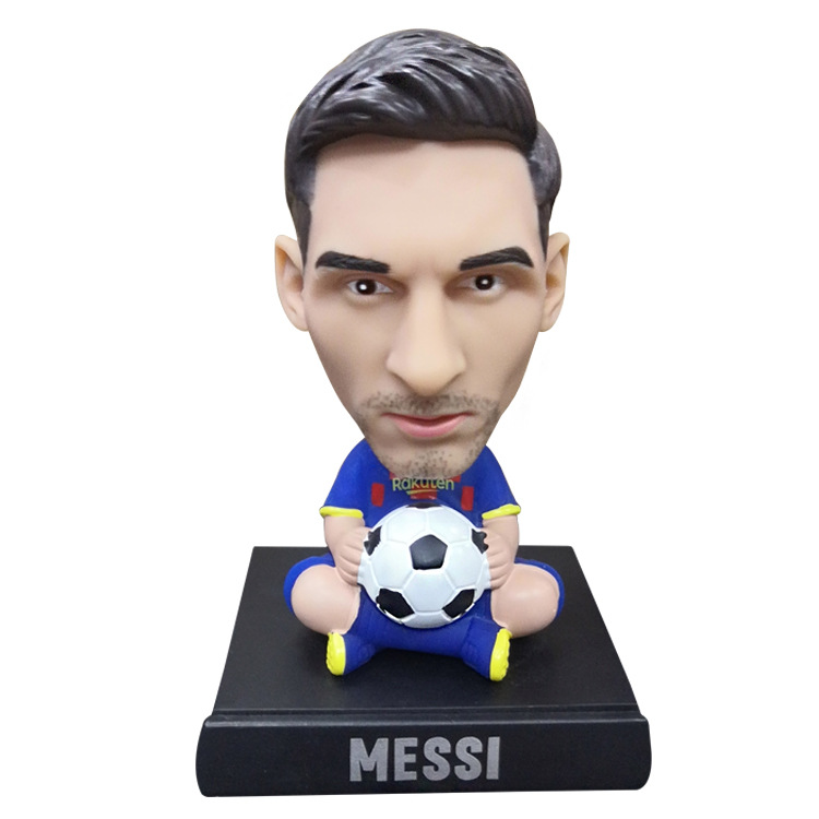 Personalized Gifts Crafts Collectible Toys Soccer Player Nba Player Basketball Action Figure Buy Soccer Player In 2020 Custom Football Action Figures Soccer Players