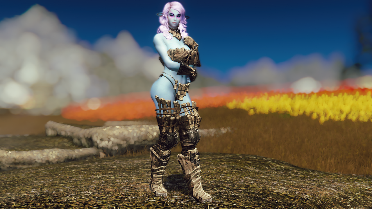 General Andreis - The Amazing World of Bikini Armor SSE 1 8c