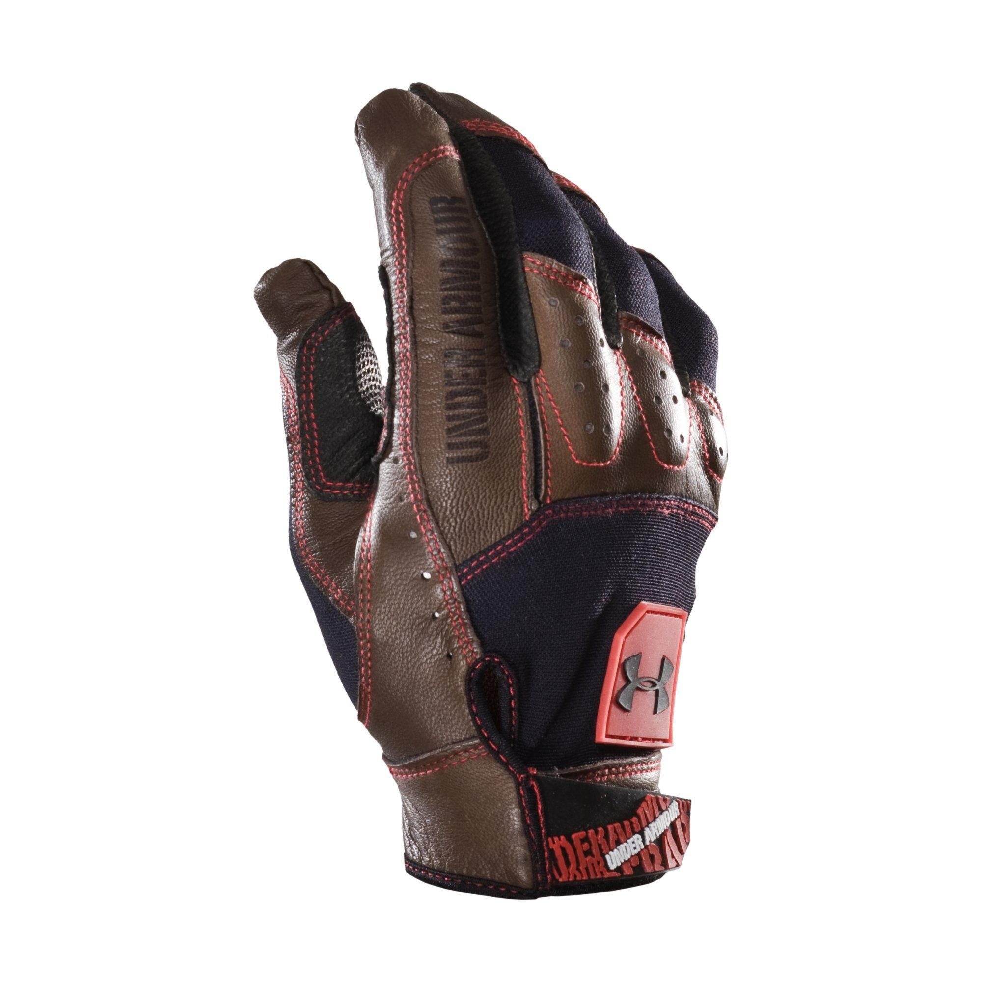 Photo of Under Armour Leather Impact Gloves