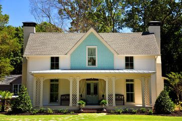 Historic Farmhouse Renovation - farmhouse - Exterior - Atlanta - Historical Concepts