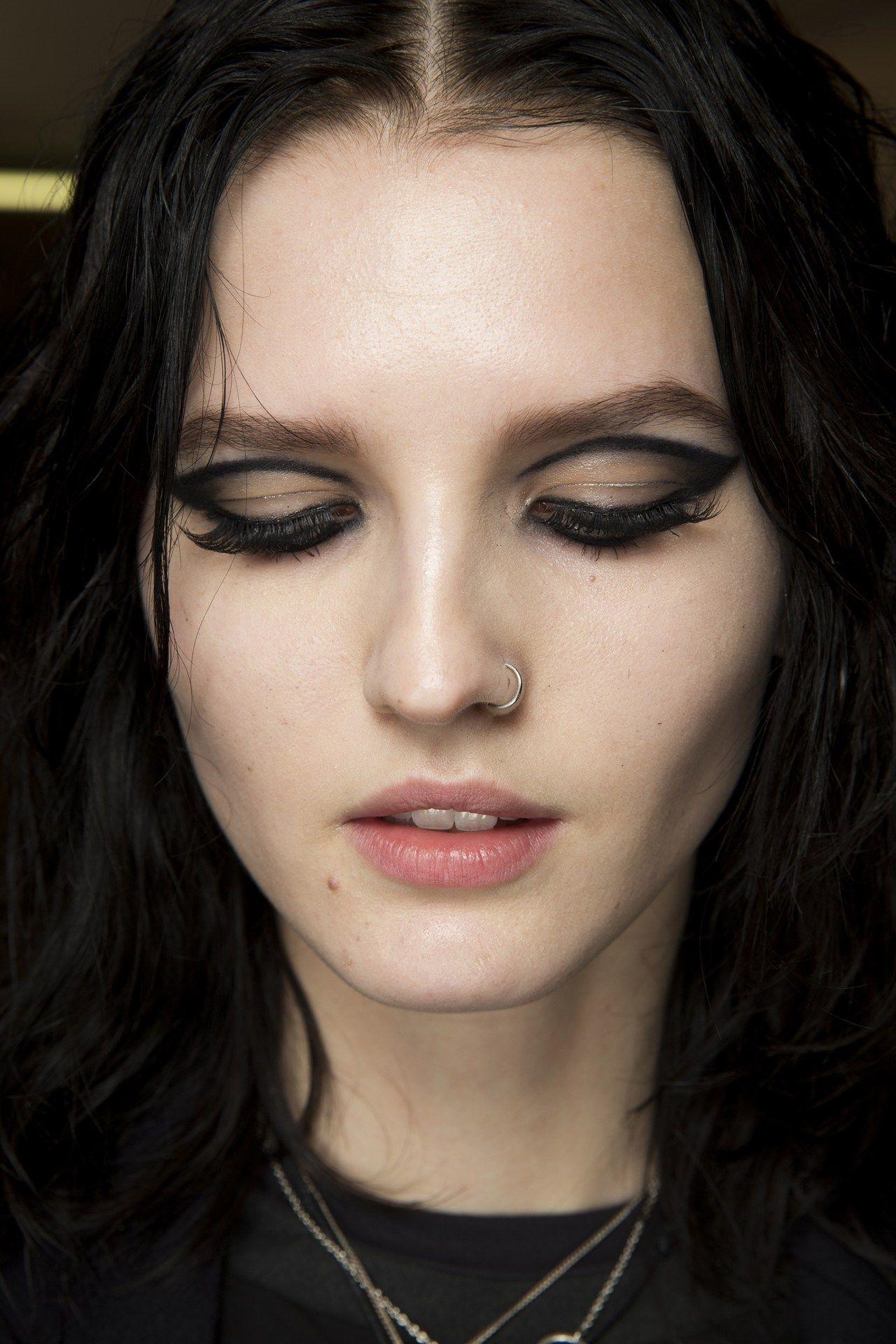 Spring summer couture beauty makeup pinterest makeup