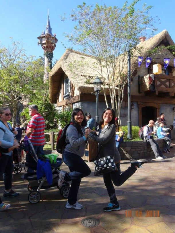 Disneyworld Orlando: Top Five Tips for Transversing the Happiest Place on Earth