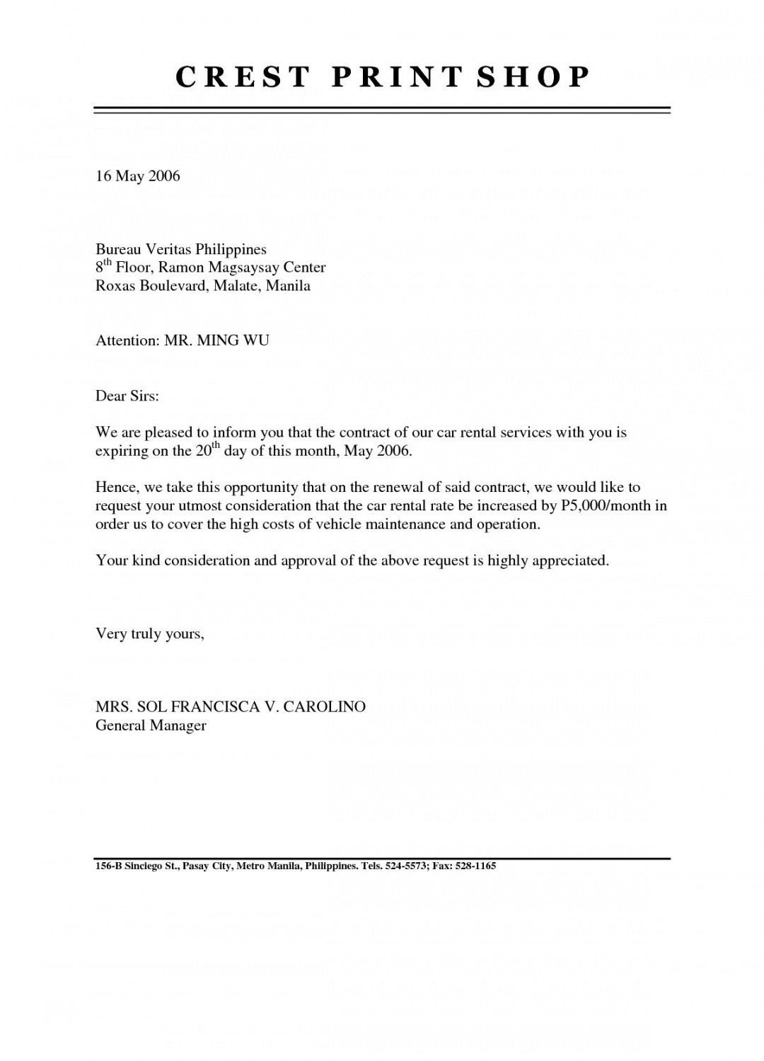 Get Our Printable Notice Of Nonrenewal Of Lease By Tenant Template Job Cover Letter Lettering Donation Letter Template