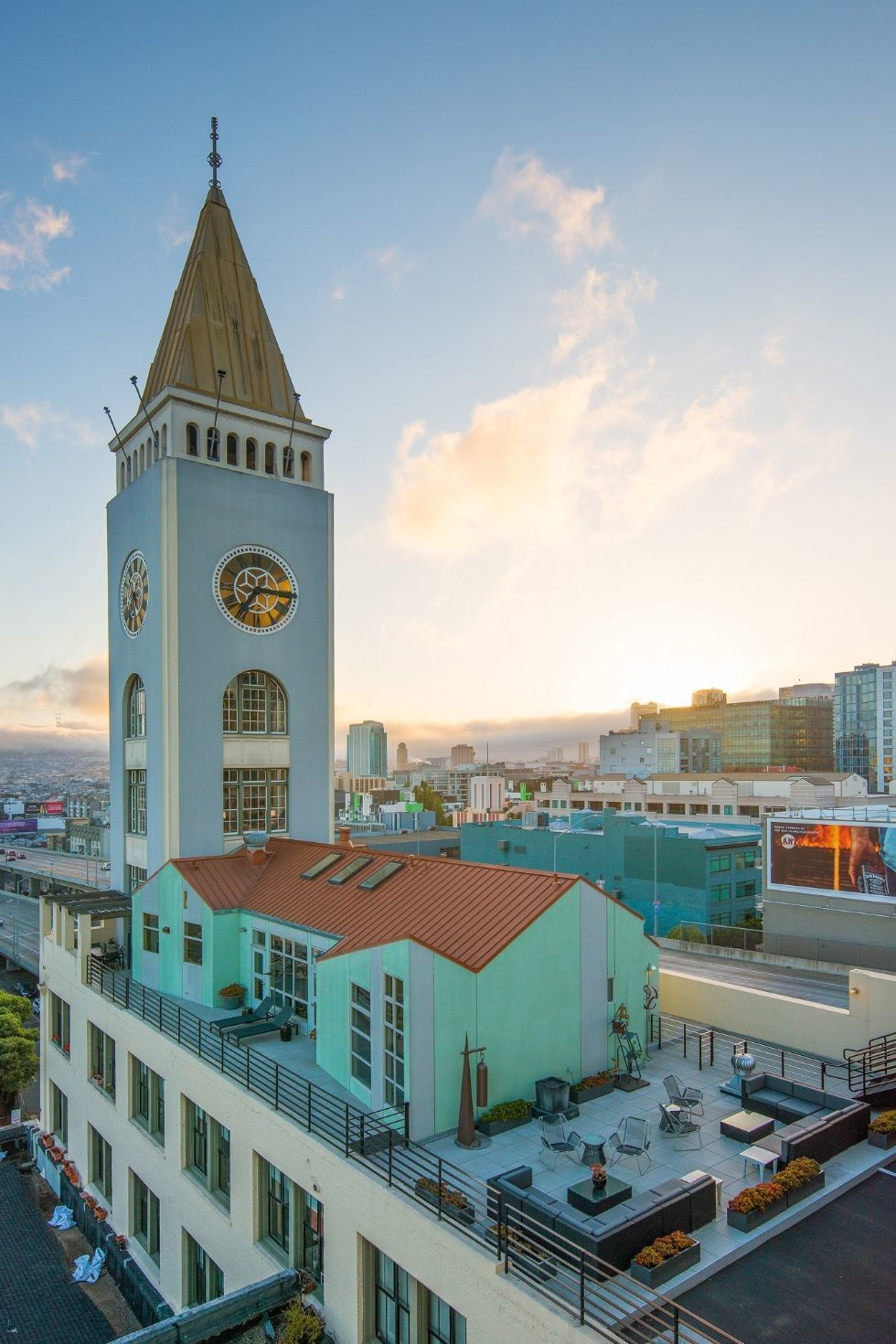 Buy This San Francisco Penthouse and Get a Clock Tower All ...