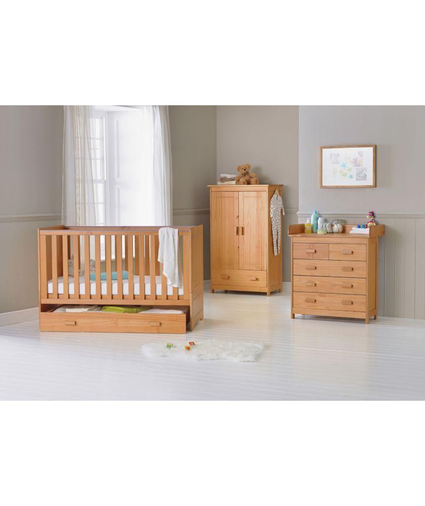 Babystart Delfina 3 Piece Nursery Set Pine At Argos Co Uk Your Online For Furniture Sets