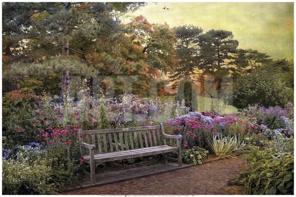 Garden Delight Art Print by Jessica Jenney at Art.com