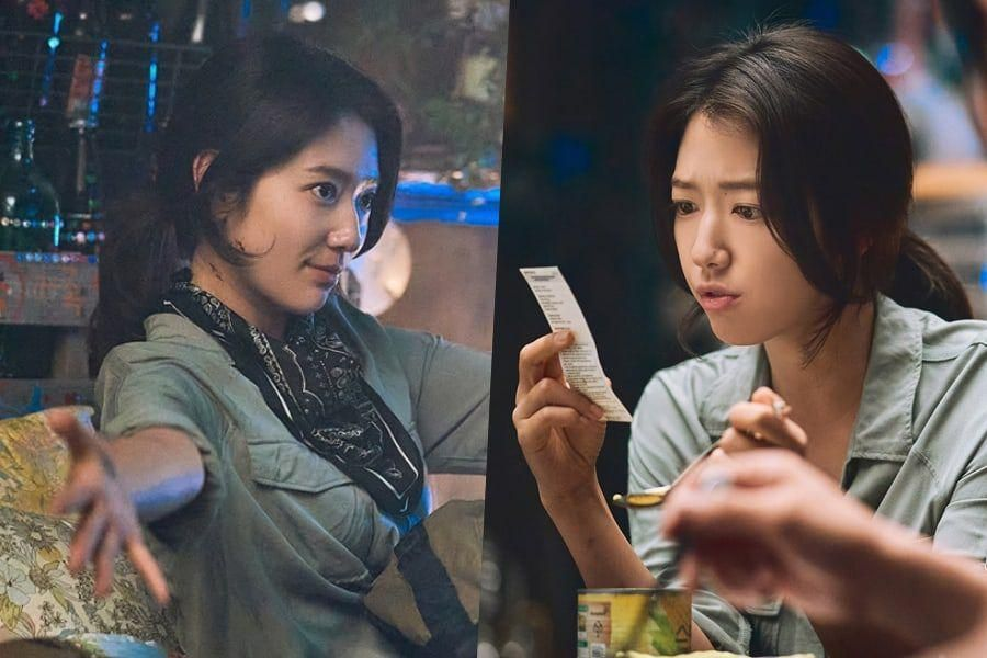 "Park Shin Hye Is Full Of Hope And Determination Despite Living In A War-Torn Future In ""Sisyphus: The Myth"""