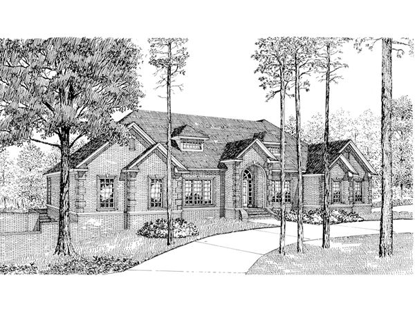 Diversey Luxury Ranch Home Luxury Ranch Ranch House House Plans And More