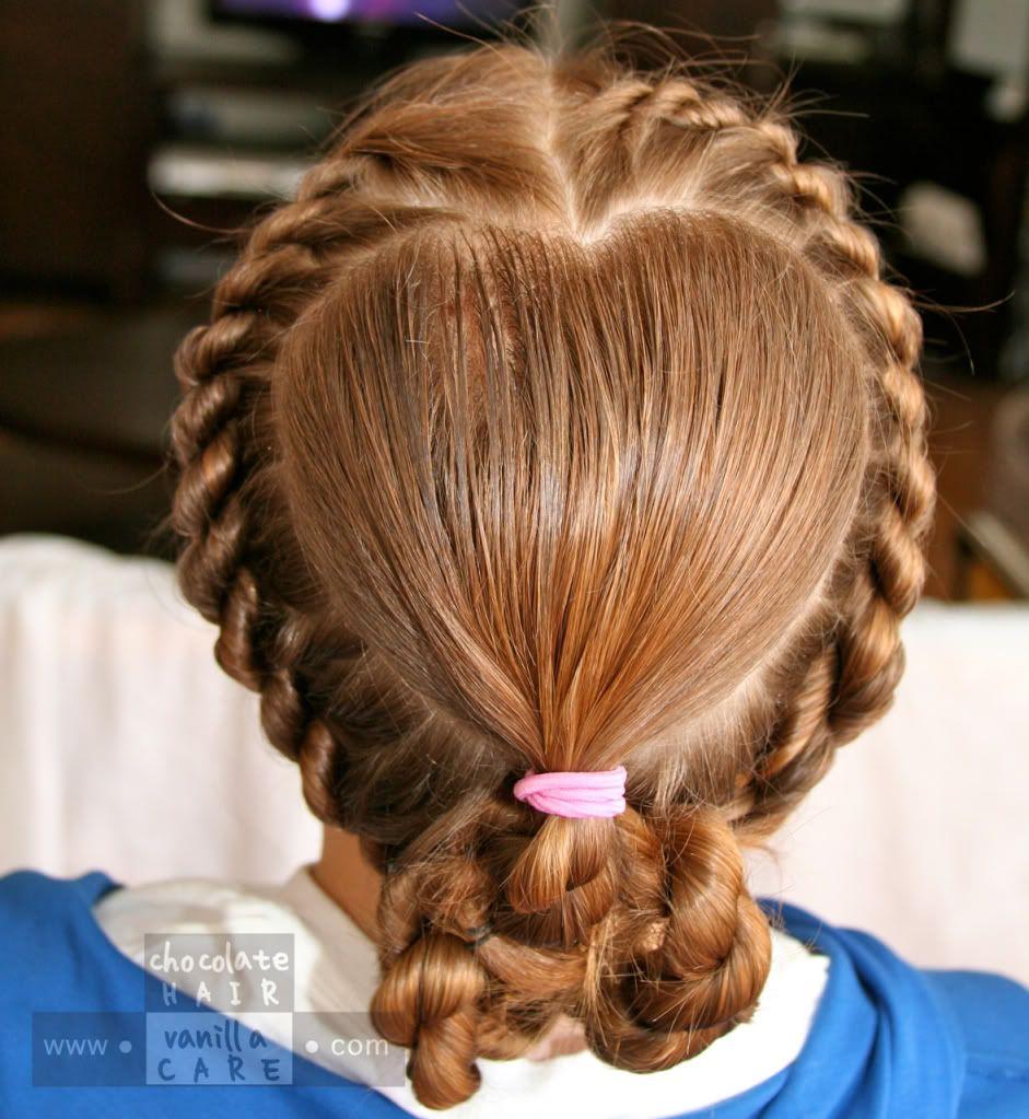 Share The Hair: Valentineu0027s Hair 2012 | Chocolate Hair / Vanilla Care Such  Amazing Hairs