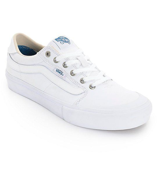 2ecc169a63 Vans Style 112 shoes all white.