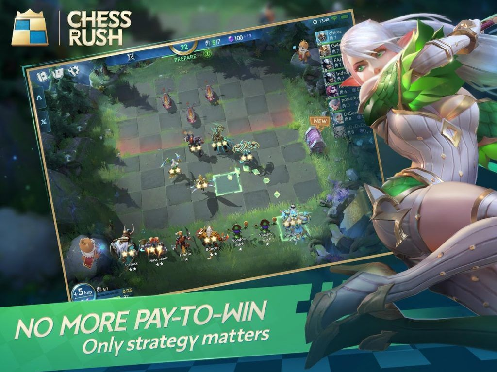 Chess Rush APK v1.zero.94 Obtain for Android (Newest Model