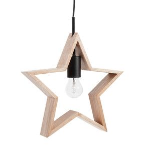 Special Bois Lampe Etoile Plafond Etoile Luminaire Chambre Bebe