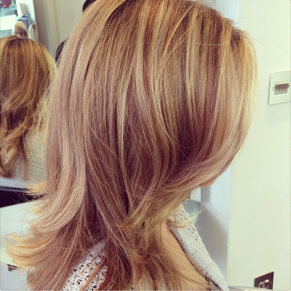 mid length blonde hair - google search | hairstyles | pinterest