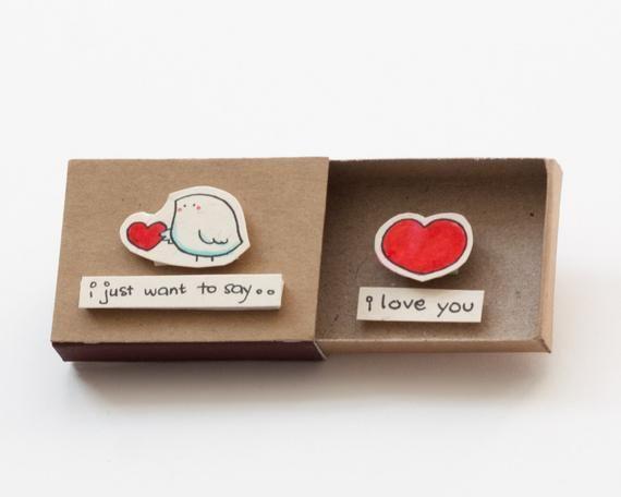 Cute Valentine's Love Card/ Bird Love Card/ Anniversary | Etsy