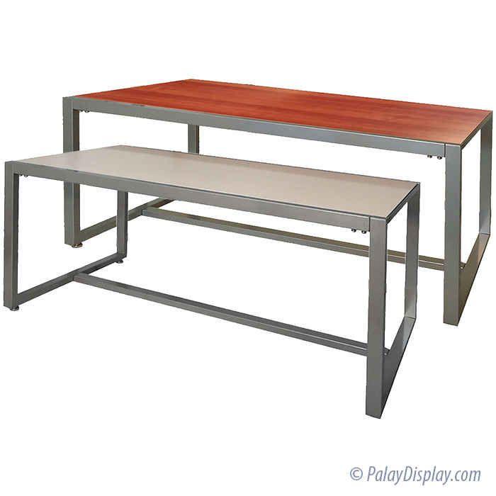 Enjoyable Reversible Top Nesting Table Set Maple Cherry Tables Machost Co Dining Chair Design Ideas Machostcouk