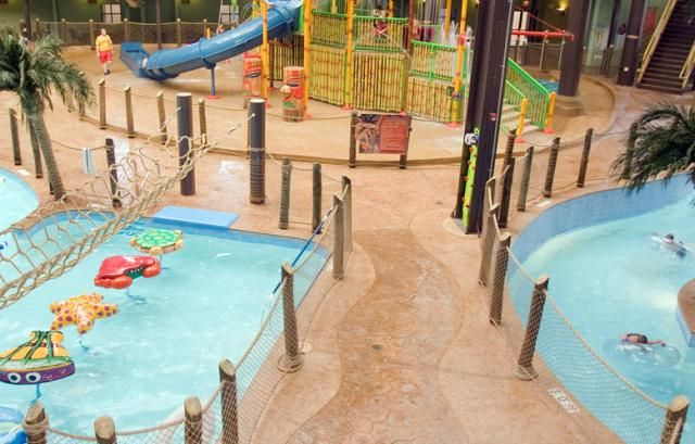 Find Year Round Indoor Water Park Fun In Ohio Midwest Indoor