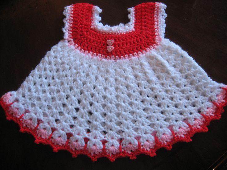 Easy Baby Sun Dress By Carol Garcia Free Crochet Pattern