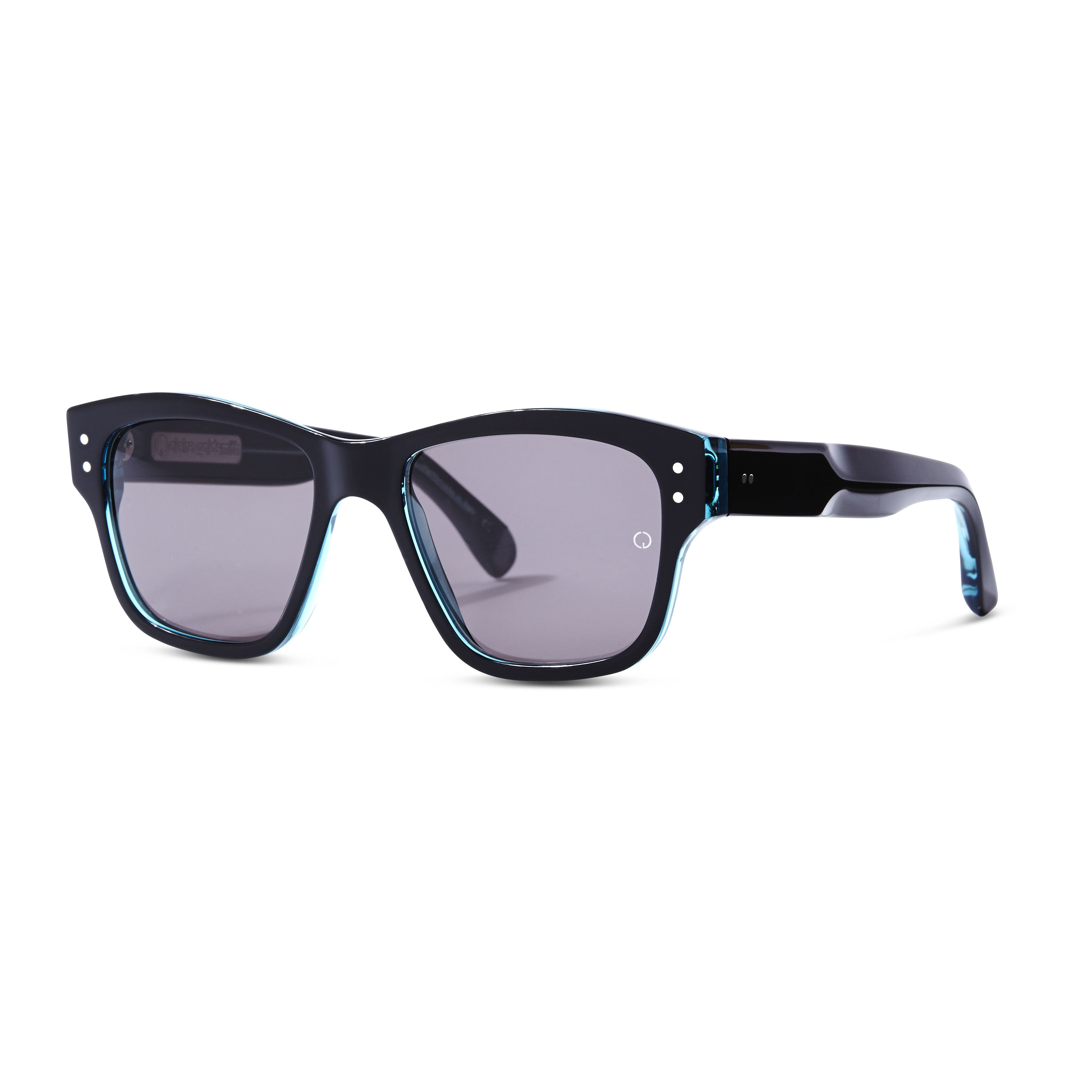 e1b08d9a88c Carters in  Black on Liquorice  Claire Goldsmith Eyewear -  sunglasses   clairegoldsmith  eyewear  british