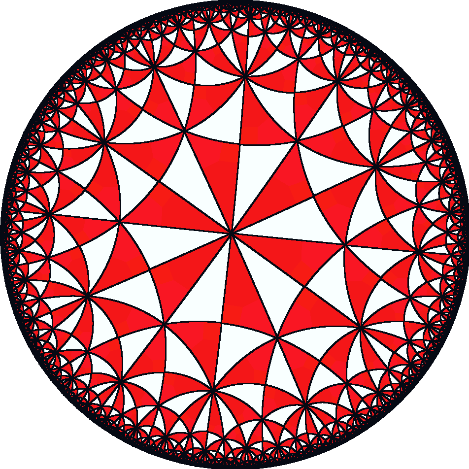 Hyperbolic Domains 642 Circle Limit Iii Wikipedia