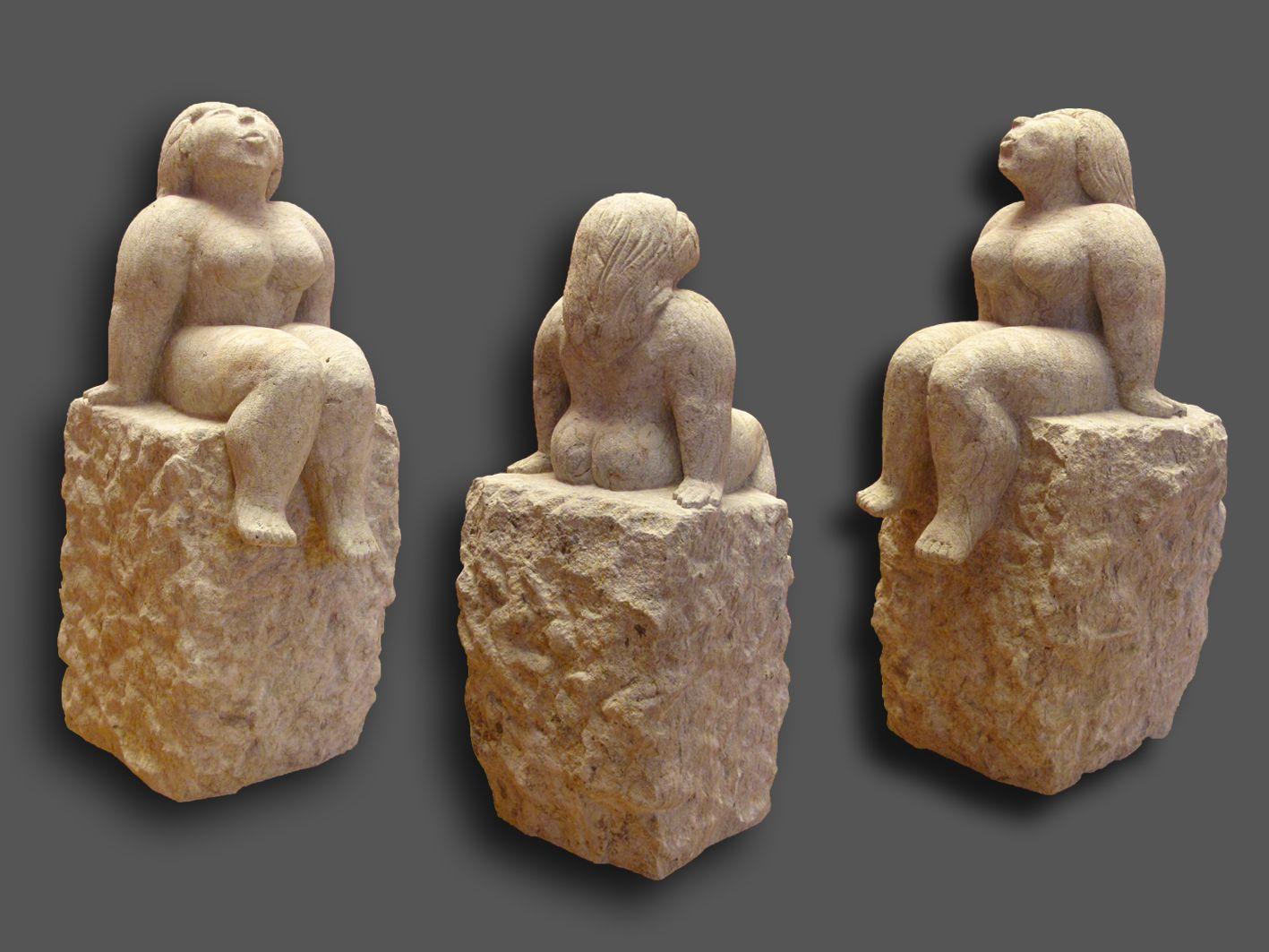 Skulptur Frau Sandstein   Steinskulptur, Skulpturen, Steinbildhauer