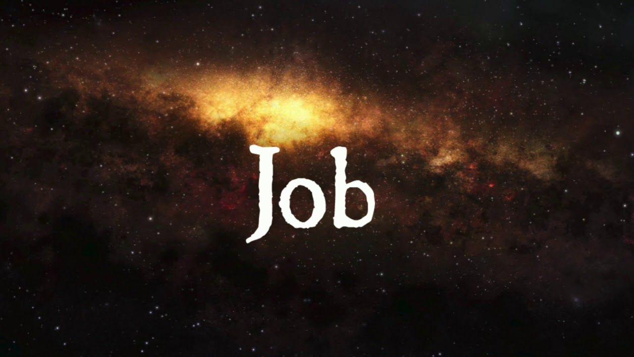 The Book of Job KJV Audio Bible (FULL) by Alexander