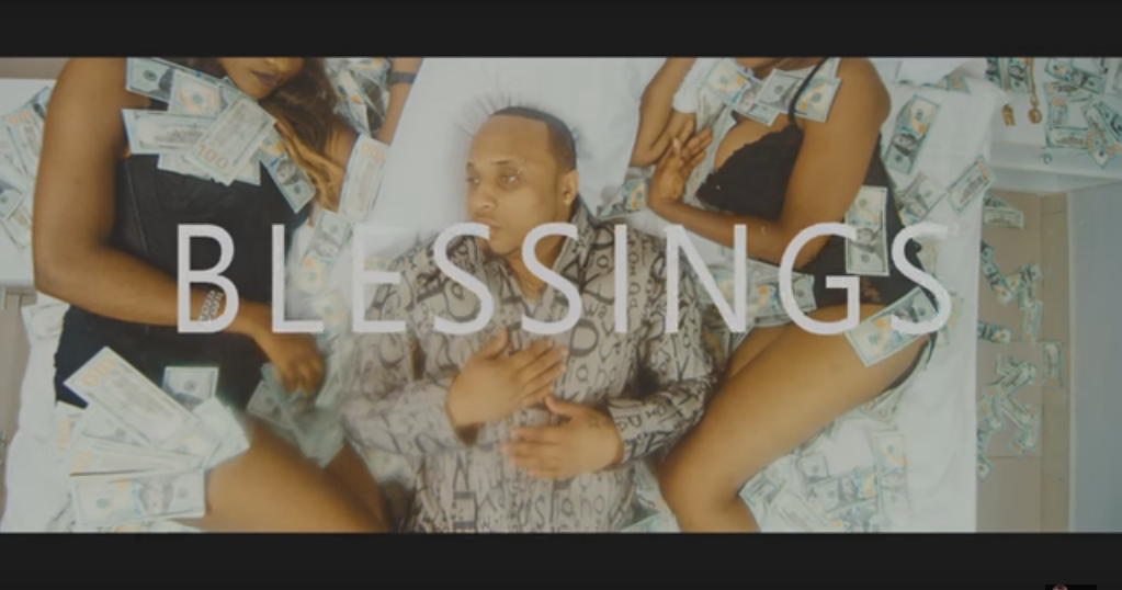 Watch & Download (Official Video) B RED - Blessings   YINGA