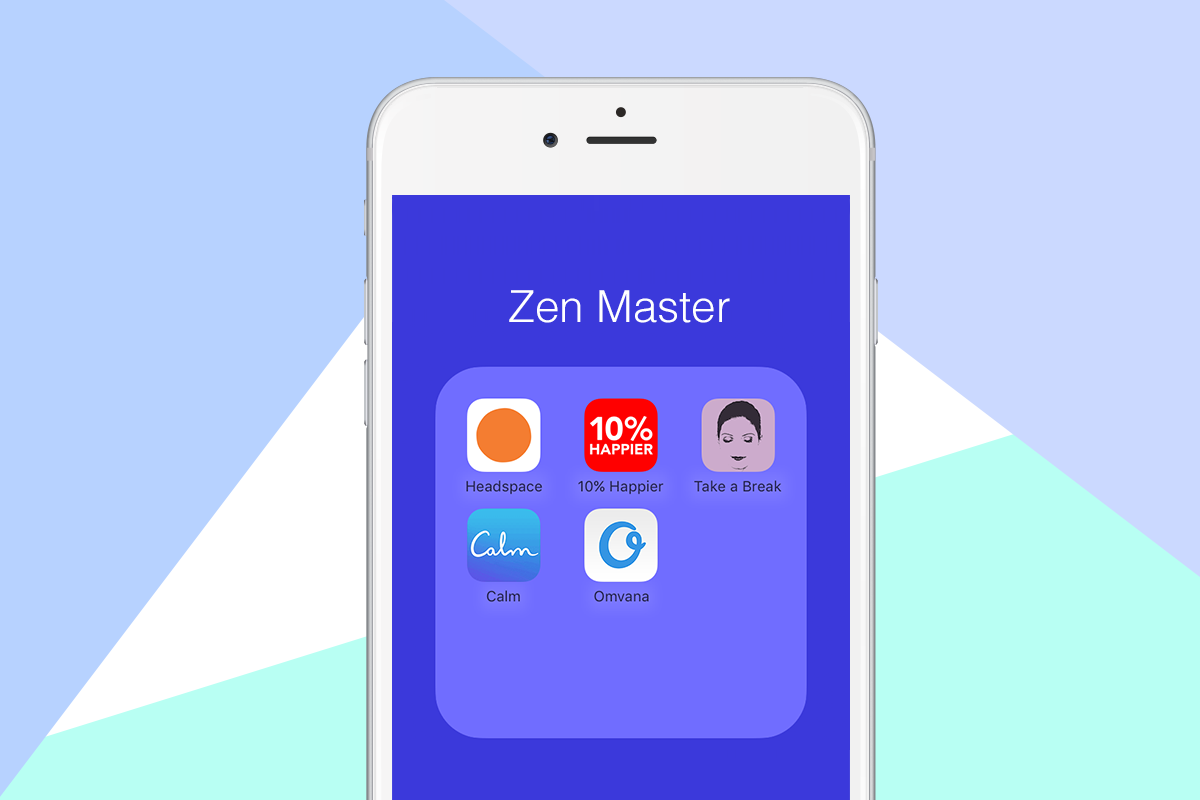 Zen—there's an app for that.   An ancient practice, meditation has been practiced for years to induce relaxation and clear the mind in order to connect ...