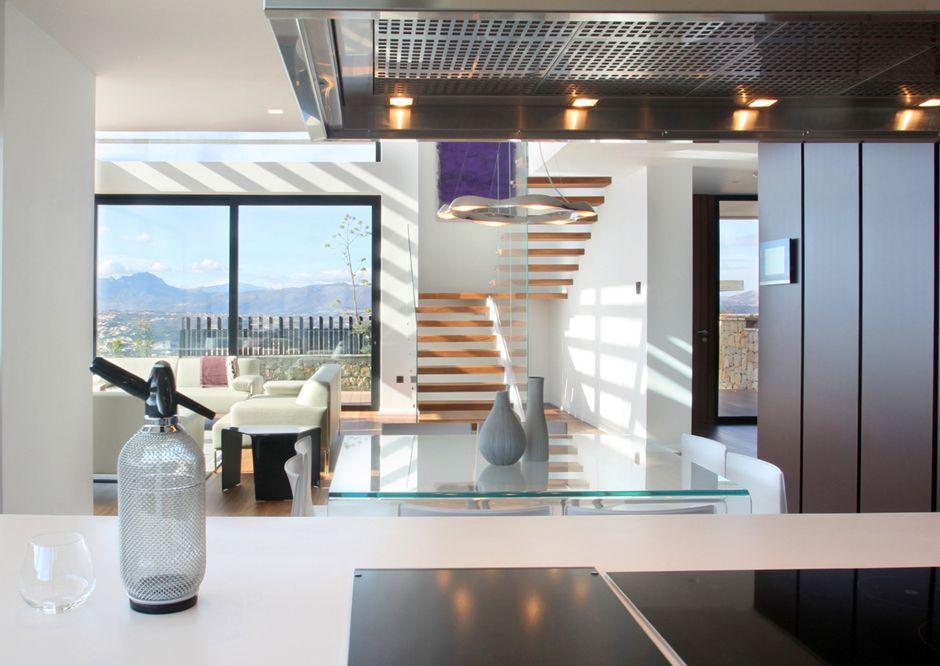 interiorismo vivienda #Villa Moraira #Deco #decoración - interiores de casas