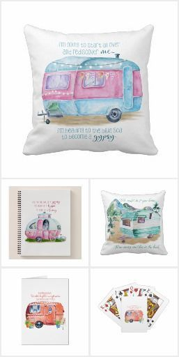 Camper Caravans - Glamp in style!,A collection of gorgeous retro camper caravan products, in a wide range of fabulous products. #camper #caravan #rv # motorhome #glamper #glamping #cam...