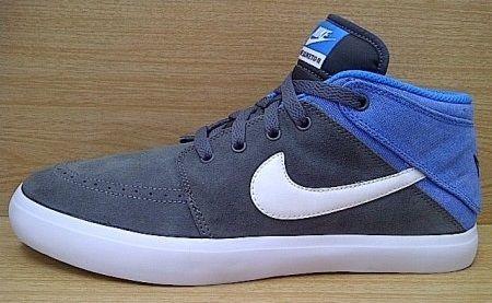 Kode Sepatu Nike Suketo 2 Mid Grey Blue Ukuran 425 Harga Rp 560000 Untuk Pemesanan Hub 0831 6794 8611