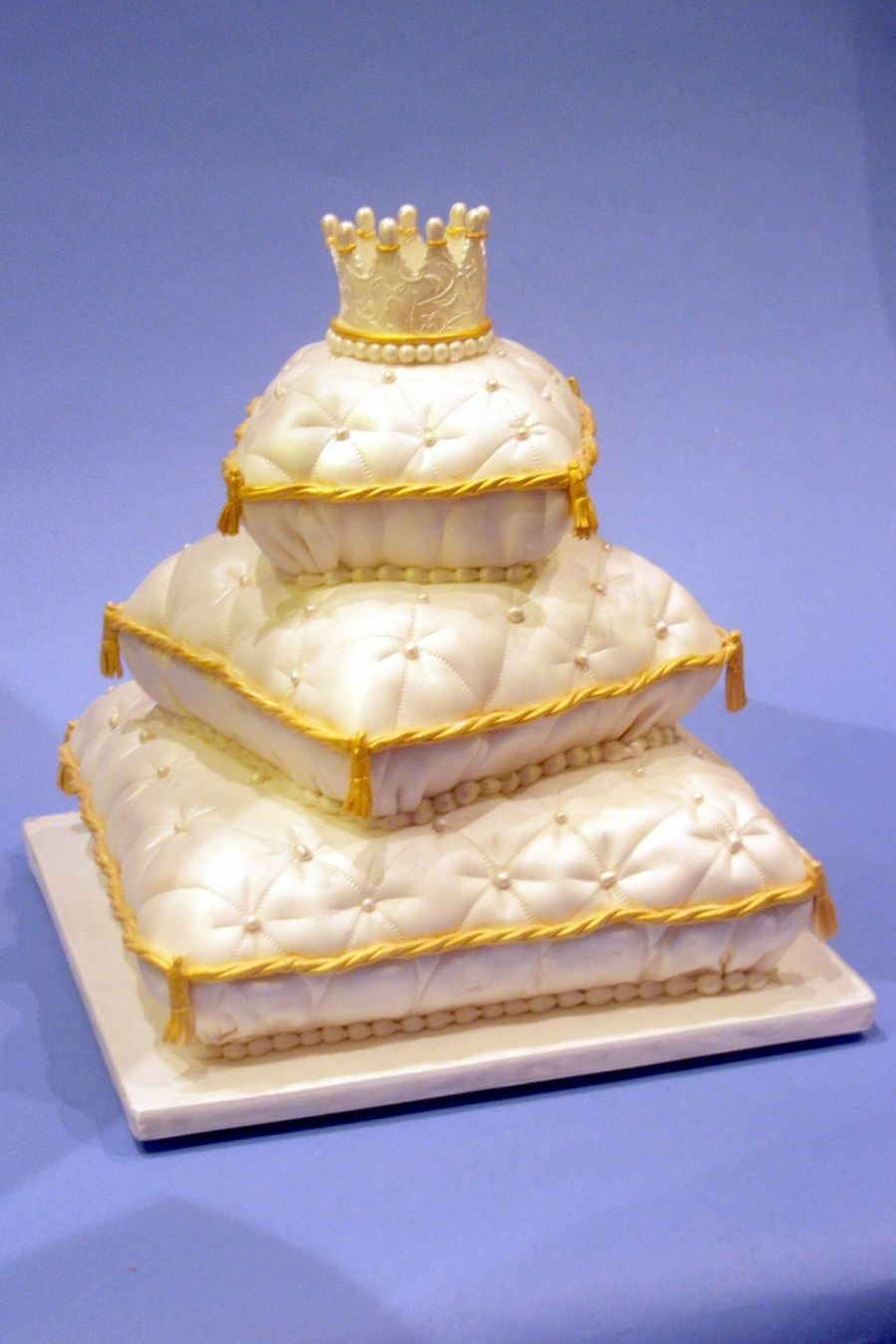 Pillow cake for the ices convention pillow caks pinterest