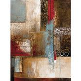 Found it at Wayfair - Unveiled Art Fading Into Original Painting on Wrapped Canvas