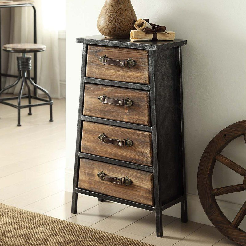 Arcadia 4 Drawer Chest In 2020 Urban Loft Chest Of Drawers Furniture