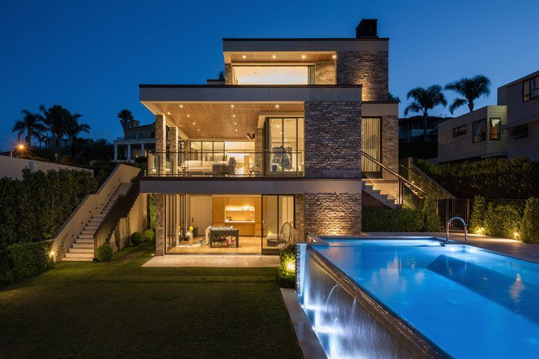 Okahu Bay House, Auckland, Bespoke NZ Design Ltd | House | Pinterest ...