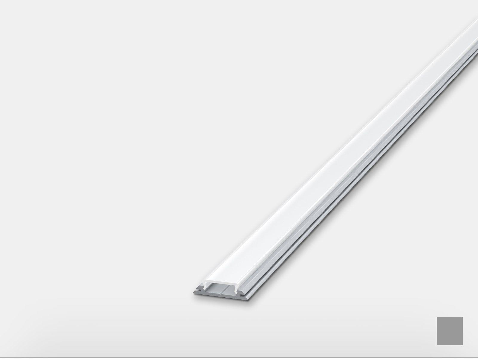 Das Superflache Led Alu Profil Flex Mini Ist Biegb 3 00 Led Led Deckenbeleuchtung Led Stripes