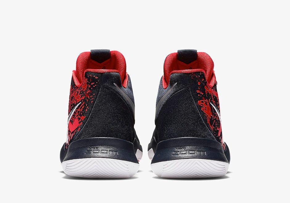 da470ed5e26 Kyrie 3 Samurai - Nike SNKRS Christmas Release
