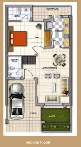 Image Result For Row House Plans In 800 Sq Ft