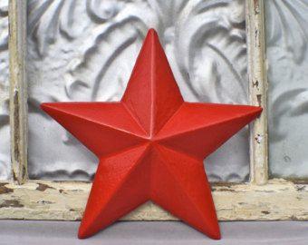 Wall Decor Metal Star Texas Cast Iron Outdoor Patriotic Mancave Nautical Bathroom Seaside Beach