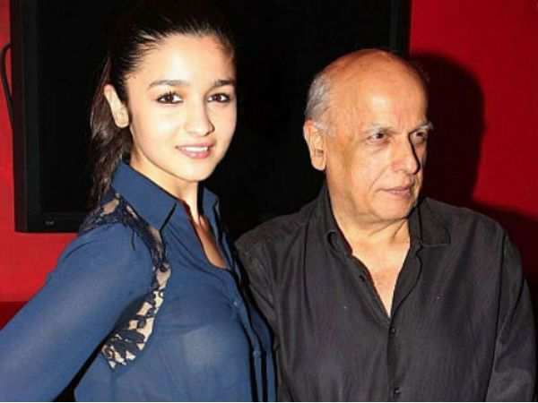 #MAHESH BHATT TO MAKE DIRECTING COMEBACK FOR #ALIA?  #fridaymoviez
