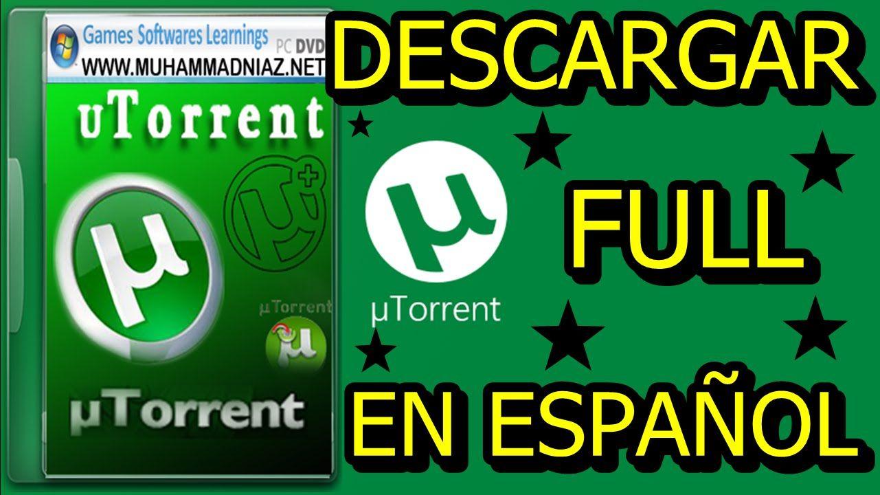 DESCARGAR Y ACELERAR 【UTORRENT PRO 6.0 ✔ Ultima Versión [FULL ESPAÑOL 2016]