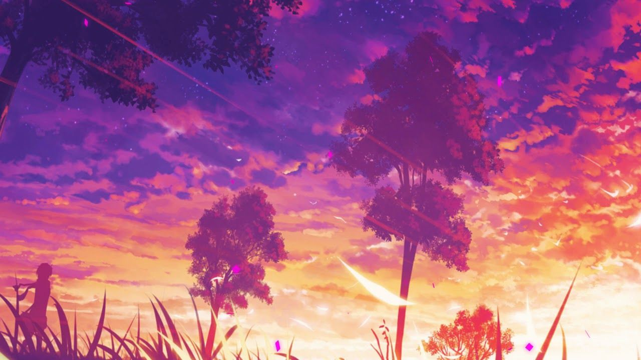 Anime Background Anime scenery wallpaper, Anime scenery