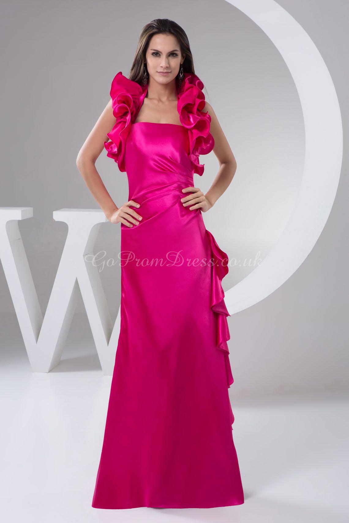 Fuchsia Prom Dresses 2013