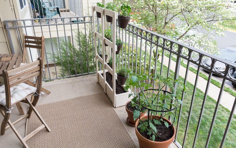 Photo of DIY Railing Planter Box: How to Build a Planter Box for a Deck