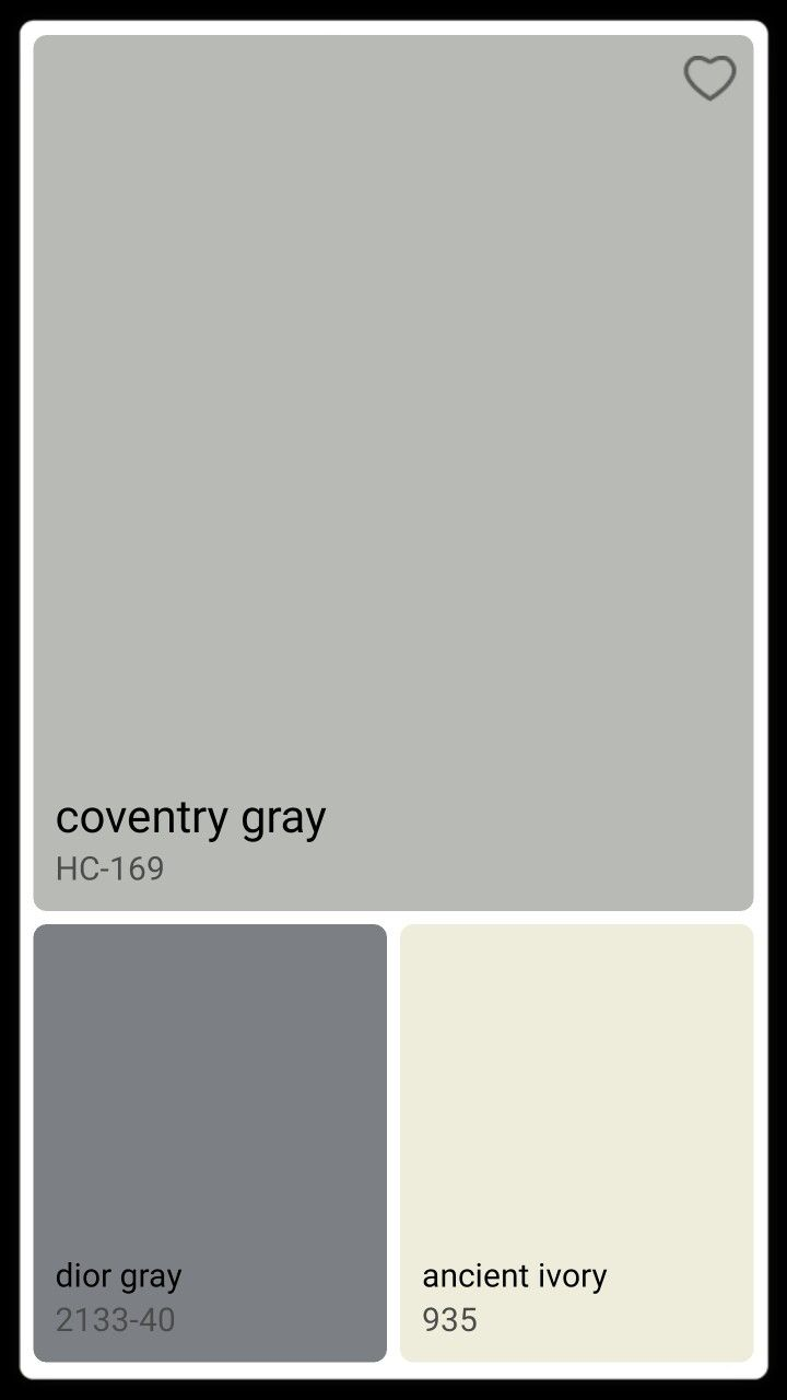 Coventry Gray Coventry Gray Paint Colors For Living Room Exterior Paint Colors